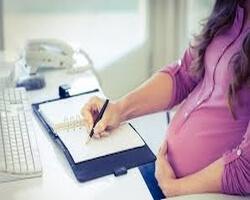 ciąża a upadłość firmy